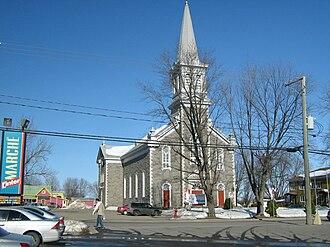 Saint-Boniface, Quebec - Église de Saint-Boniface