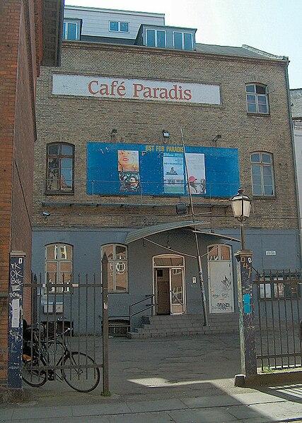 Paradise Cafe St Croix