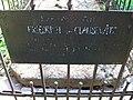 Čejč - náhrobek Friedricha Clausewitze, 2008 obr2.jpg
