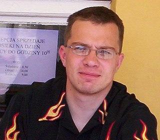 Łukasz Orbitowski Polish essayist and writer