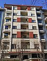 Οικοδομή Δ. Δίγκα, Έτος κατασκευής 1934, Αρχιτέκτων Αντώνιος Νικόπουλος, Οδός Εγνατία 136, Θεσσαλονίκη..jpg