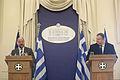 Συνάντηση Αντιπροέδρου Κυβέρνησης και ΥΠΕΞ Ευ. Βενιζέλου με τον Πρόεδρο του Ευρωπαϊκού Κοινοβουλίου Martin Schulz (10671240603).jpg