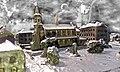 Єзуїтський костел (бронзовий макет довоєнного міста).jpg