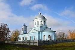 Богослужение в Свято-Введенском храме с. Елецкая Лозовка 05.jpg