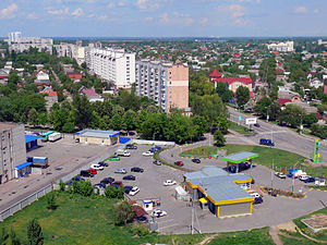 City of district significance (Ukraine) - Out of all of the cities of district significance, the city of Boyarka, Kiev Oblast has the largest population at 35,320 (2013 est.).