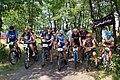Велозмагання буля озера Клешня-1.jpg