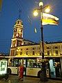 Вид на Думскую башню со стороны церкви Святой Екатерины.jpg