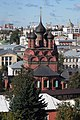 Вид со звонницы Спасского монастыря на Богоявленскую церковь.jpg