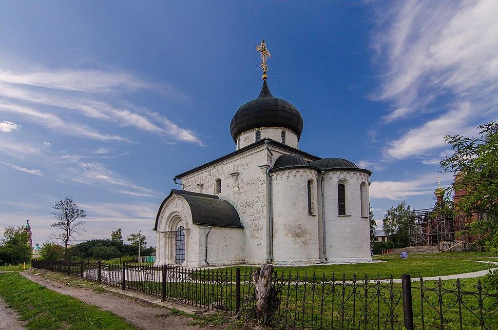 Георгиевский собор в Юрьеве-Польском (1230-1234)