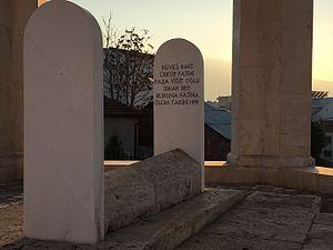 Ishak Bey - The grave of Ishak Bey in Skopje