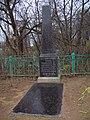 Група братських могил радянських воїнів. с. Дівочки 06.JPG
