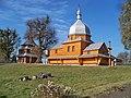 Дзвіниця церкви Різдва Богородиці (. Радванці (1).jpg