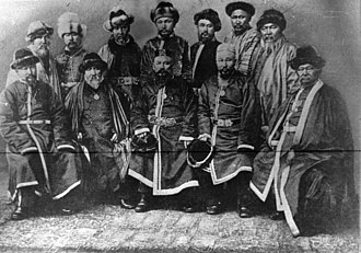 Kazakhs - Kazakh Beys