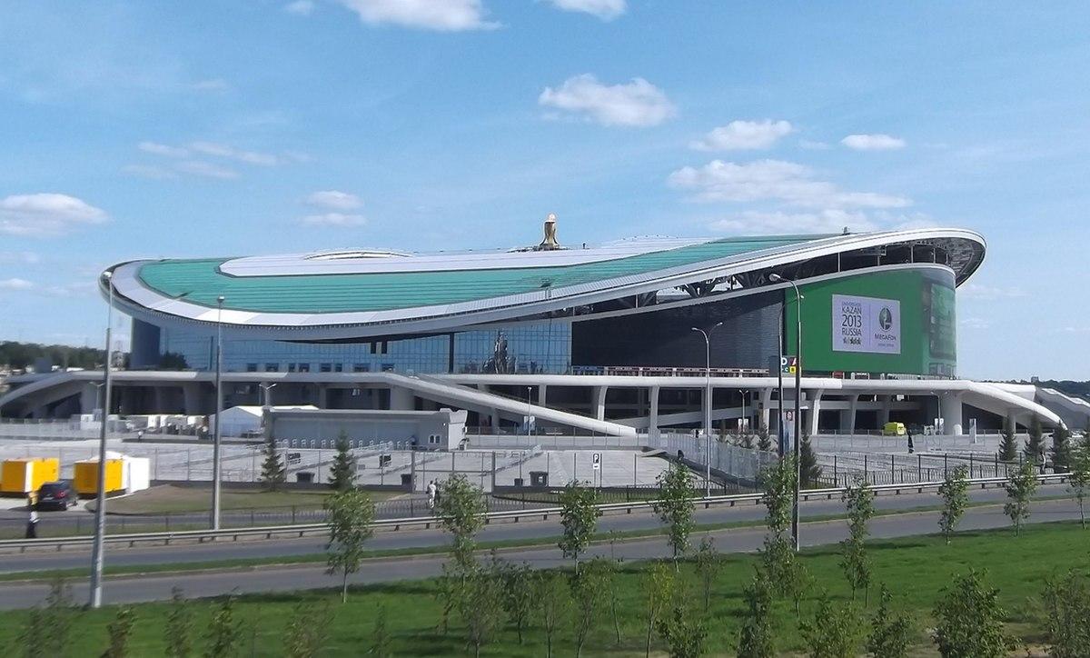 Central Stadium, Kazan: history, address and capacity 71