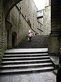 Мон-сен-Мишель.Большая лестница.jpg
