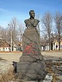 Пам'ятник Бабушкіну І.В. (листопад 2010 р.), вигляд 1.jpg