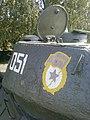 Пам'ятник на честь радянських танкістів 1982р. м. Володимир-Волинський 0404.jpg