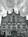 Повреждённое здание Преображенского монастыря, нуждающееся в реконструкции.jpg