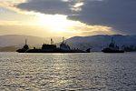 Прибытие атомного подводного ракетного крейсера Северного флота «Орёл» в пункт постоянного базирования 10.jpg