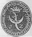 Пячатка Мінскай мячэці 1820.jpg