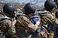 Спецпризначенці ЗС України десантувалися з військово-транспортних літаків і вертольотів (27149819131).jpg