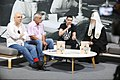 """Співрозмовники книги """"Три розмови про Україну"""" на Книжковому арсеналі-2018.jpg"""