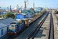 ТГМ7-027, Россия, Сахалинская область, станция Холмск-Северный (Trainpix 150247).jpg