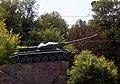 Танк ИС-3, установленный в честь 40-летия победы на Курской Дуге Курск 2019 год.jpg
