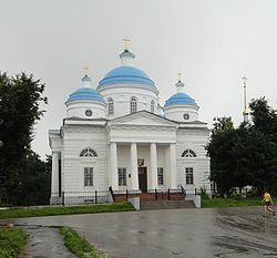 Cathedral of the Assumption, Mglin