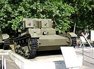 ЦМ ВОВ. Танк Т-26 (СССР)
