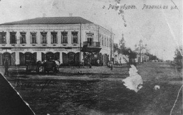 Никольская церковь, начало XX века