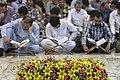 عکس های مراسم ترتیل خوانی یا جزء خوانی یا قرائت قرآن در ایام ماه رمضان در حرم فاطمه معصومه در شهر قم 38.jpg
