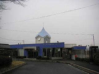 Yanagawa Kibōnomori Kōen-mae Station Railway station in Date, Fukushima Prefecture, Japan