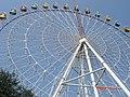 呼和浩特青城公园摩天轮 (Roller Coaster in Qingcheng Park) - panoramio.jpg