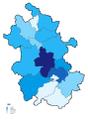 安徽GDP地图2013.png