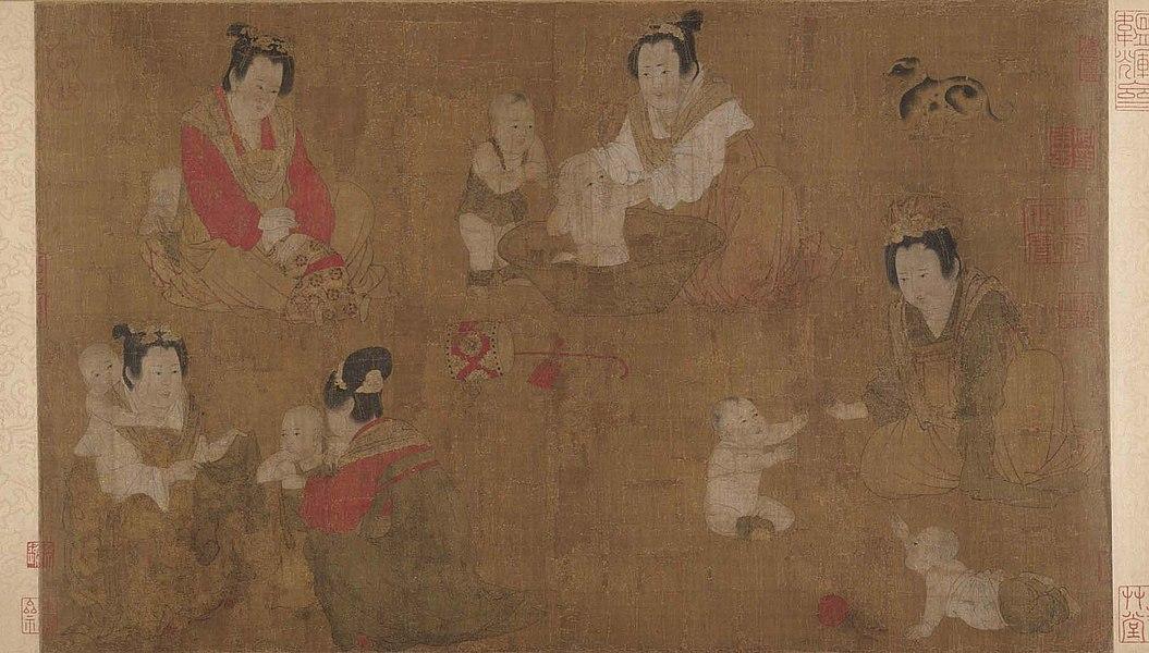 zhou fang - image 6