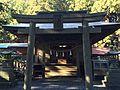 山住神社 拝殿.JPG