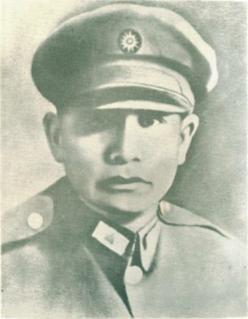 Zhang Lingfu Chinese general