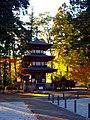 恵林寺の三重塔 - panoramio.jpg