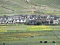 村が見える。 - panoramio.jpg