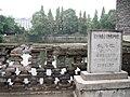 汉饮马池遗址 Warriors and horses of the emperor Liu Bang drank here 2200 years ago. - panoramio.jpg