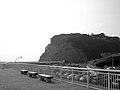 江の島南岸の絶壁, Enoshima's Precipice - panoramio.jpg