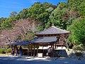 観心寺にて 阿弥陀堂 Amida-dō(Amitabha hall), Kanshin-ji 2013.3.15 - panoramio.jpg
