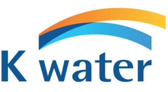 K-water - logo of K-water