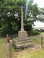 -2020-06-09 The War memorial, Cromer Road, Metton, Norfolk (1).JPG