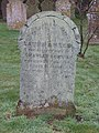 -2020-12-13 Gravestone for Laura Amelia Cornish, Saint Andrew's, Bacton.JPG