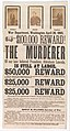 -Broadside for the Capture of John Wilkes Booth, John Surratt, and David Herold- MET DP274835.jpg