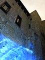 019 Llum BCN, instal·lació Llum d'aigua, darrere el Pati Llimona.JPG