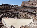 01 Interior del Coliseo, verano de 2016, Roma, Italia 32.jpg