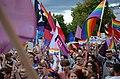02018 0540 LGBTQ-Teilnehmer an einer Demonstration von Rzeszów.jpg